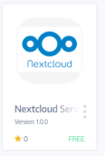 Nextcloud Blueprint
